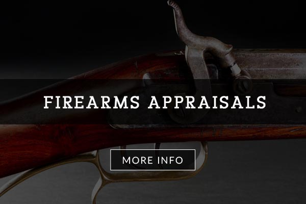 firearms appraisals and gun values